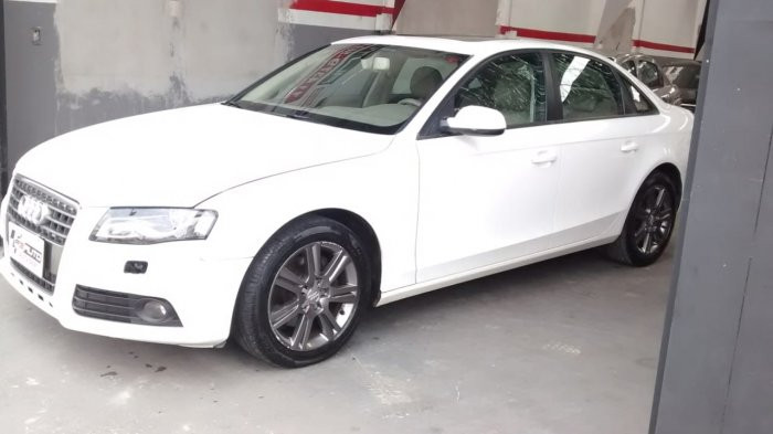 AUDI - A4      2.0 TFSI AMBIENTE 183CV GASOLINA 4P MULTITRONIC R$57.900,00