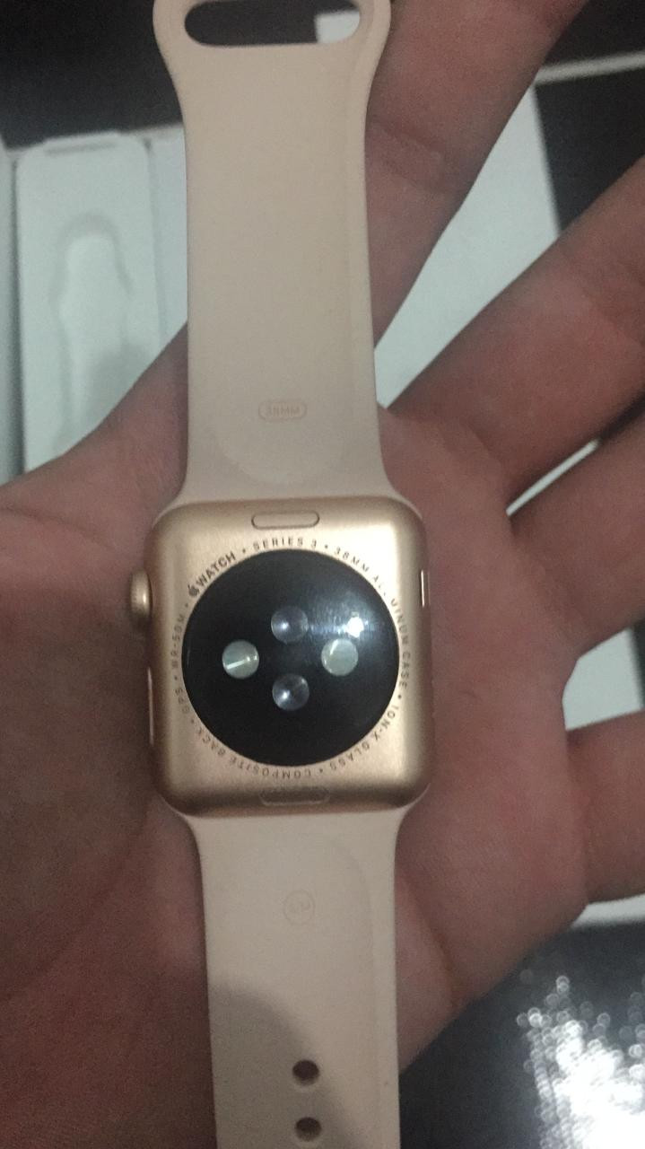 Apple whatch série 3 38MM