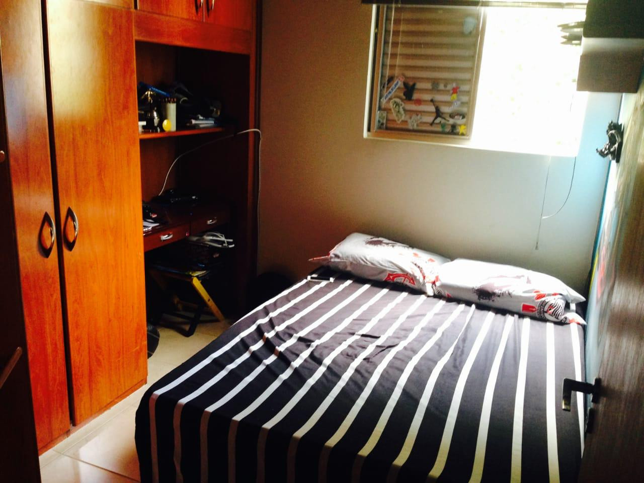 TF1056 - Lindo apartamento com 3 dormitórios na Vila Alpina. 1 vaga!