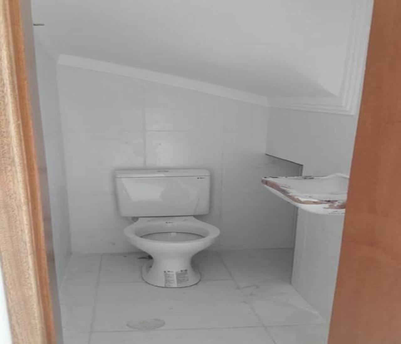 TF1067 - Sobrado novo em condomínio fechado com 2 dormitórios na V Carrão.