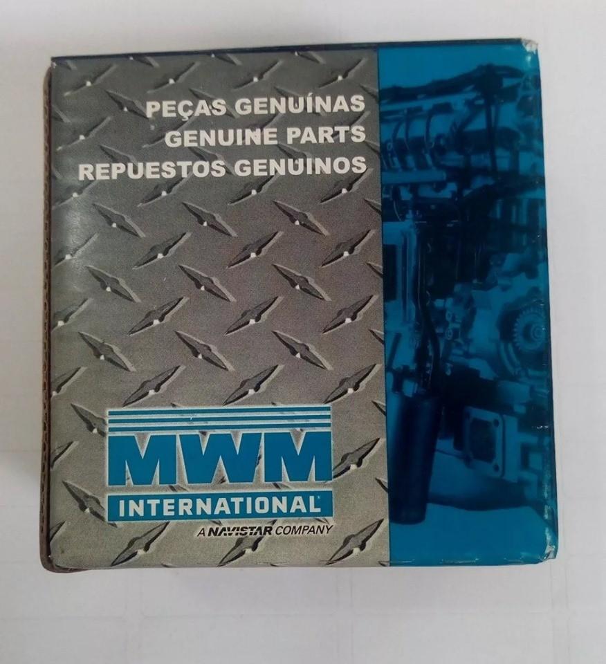 Bucha Dianteira Virabrequim Motor Mwm X10 961003300014