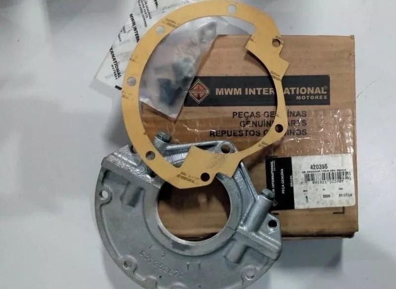 Alojamento Motor Retentor Perkins 4203 I.d. Mwm 420395
