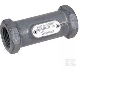 Válvula De Retenção Para Ar Pressurizado