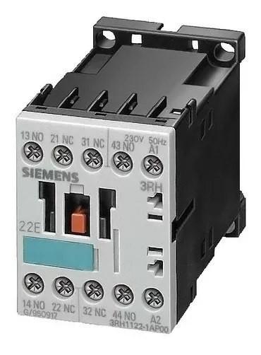 Contator Auxiliar 4na 220v 60hz 3rh1140-1an10