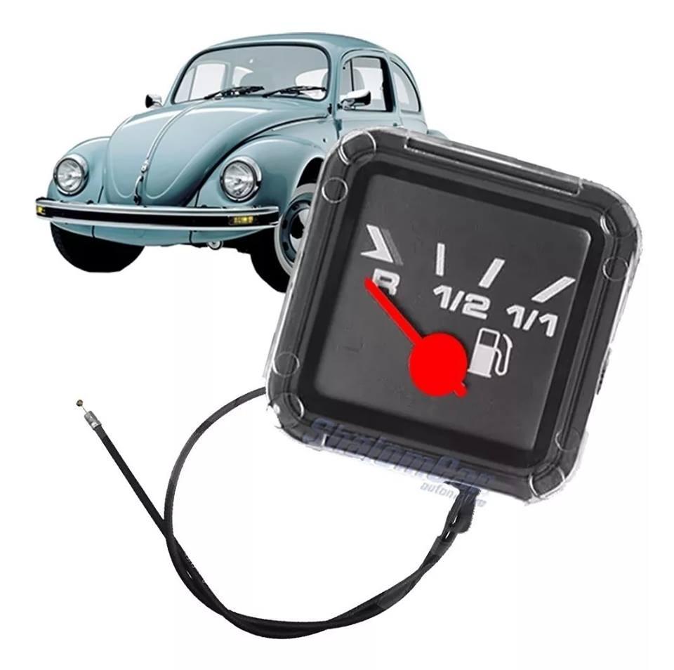 Indicador Marcador Relógio Combustível Fusca 82 a 96