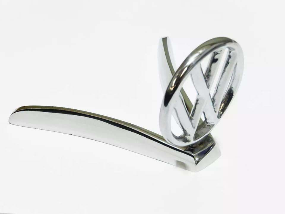 Emblema Capô Fusca  Formato Mira