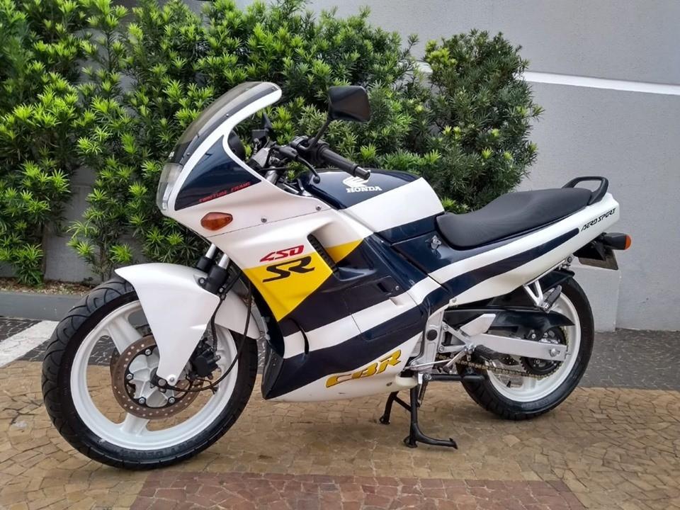 HONDA CBR 450 R 1991