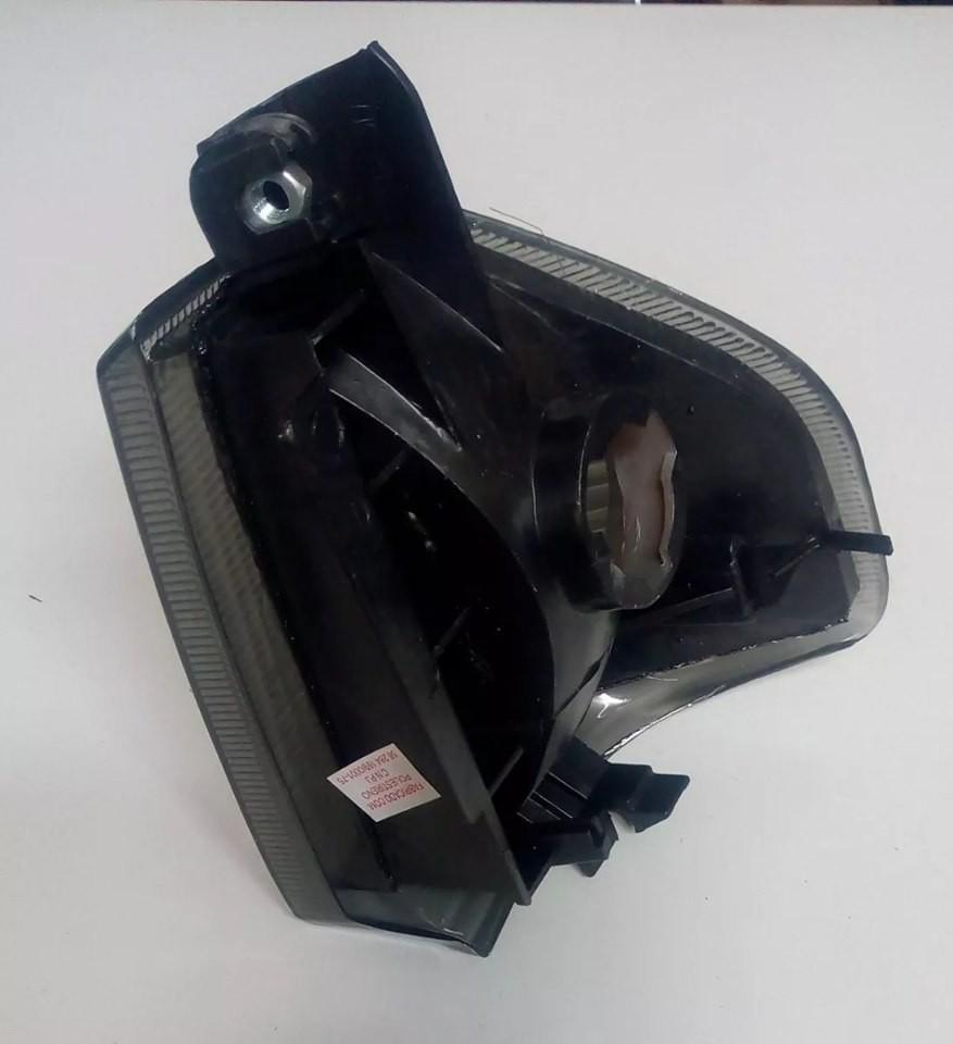 Lanterna Dianteira Seta Pisca Escort 83 A 86 Fume Ld