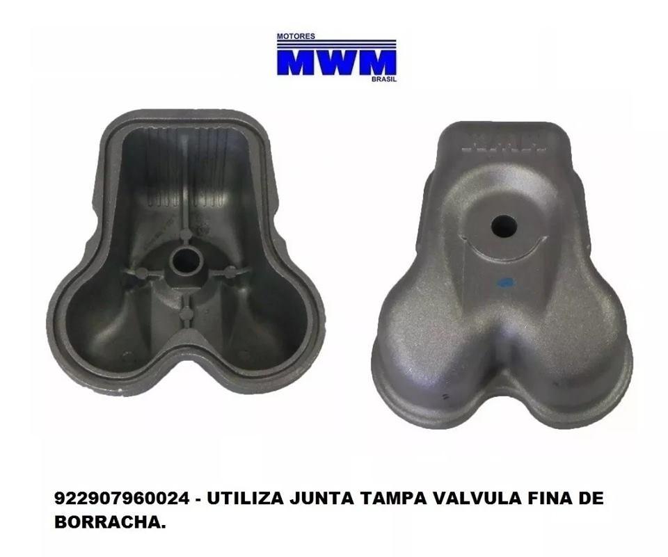 Tampa Da Valvula Motor Mwm 229 922907960024