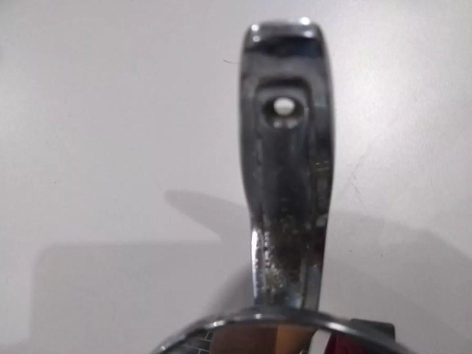 Retrovisor Maverick Dodge Darte Em Metal
