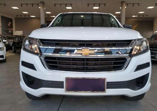 S10 2.8 cd diesel impecável 2017 passo financiado