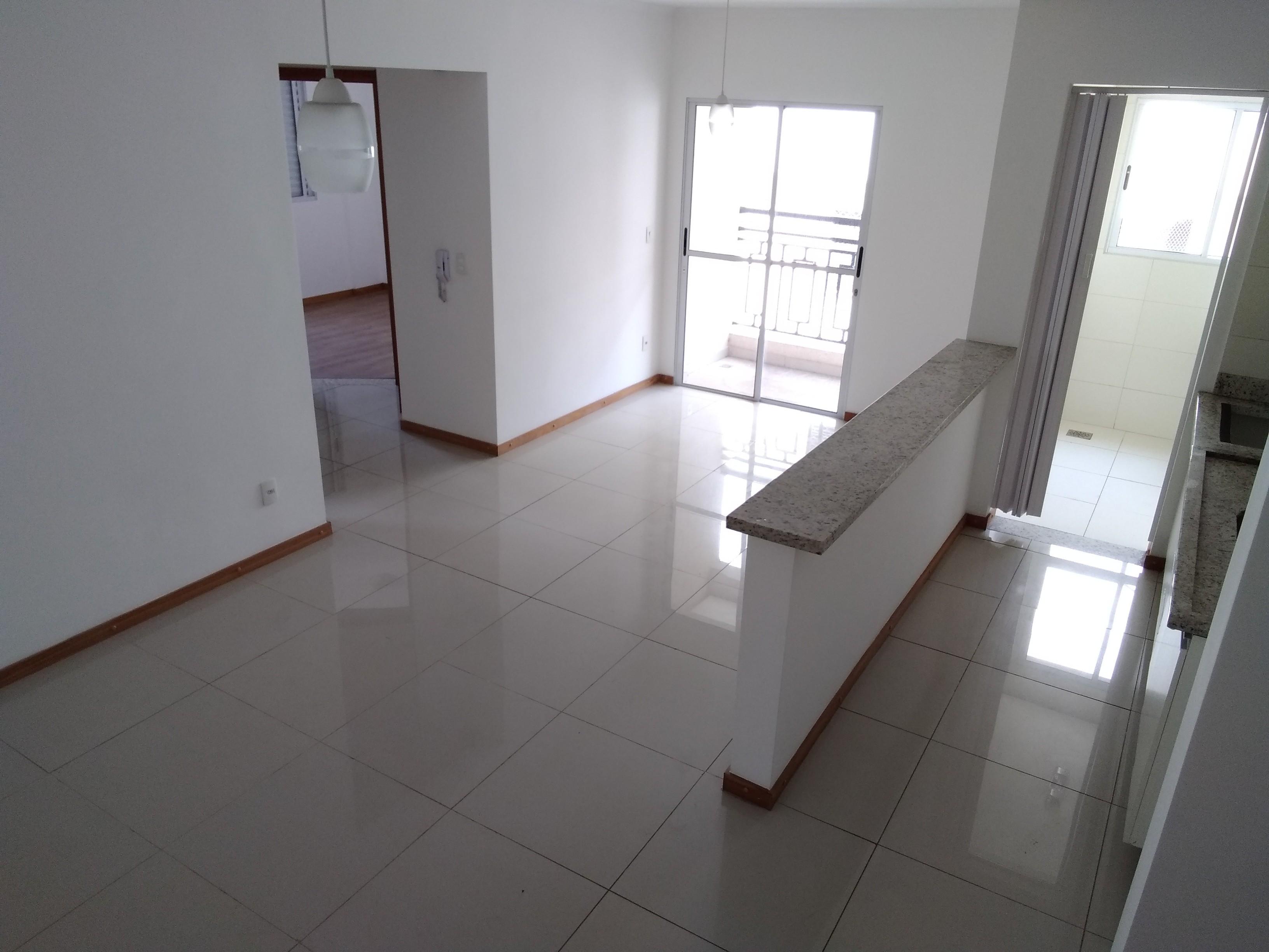 Apartamento 2 Dormitórios Um Suíte Acabamento Fino No Centro de Poços