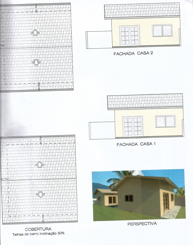 Vendo 3 casas com escritura em Ilha Comprida