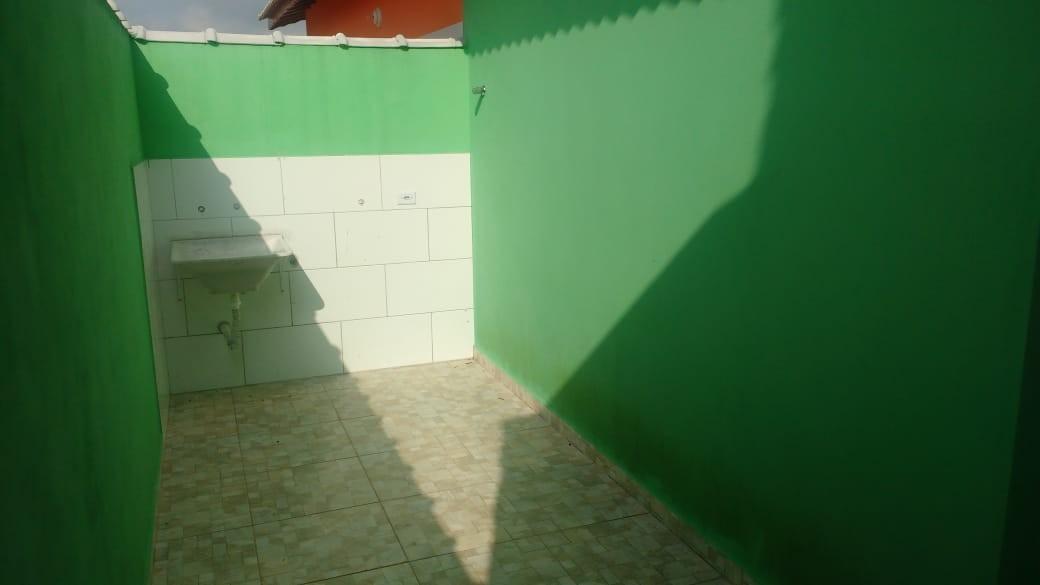 Linda Casa Térrea, 2 Dorms. Casa Branca - Suzano/SP