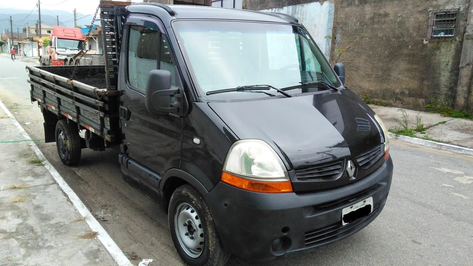 Renault Master - Diesel 2010 - Carroceria