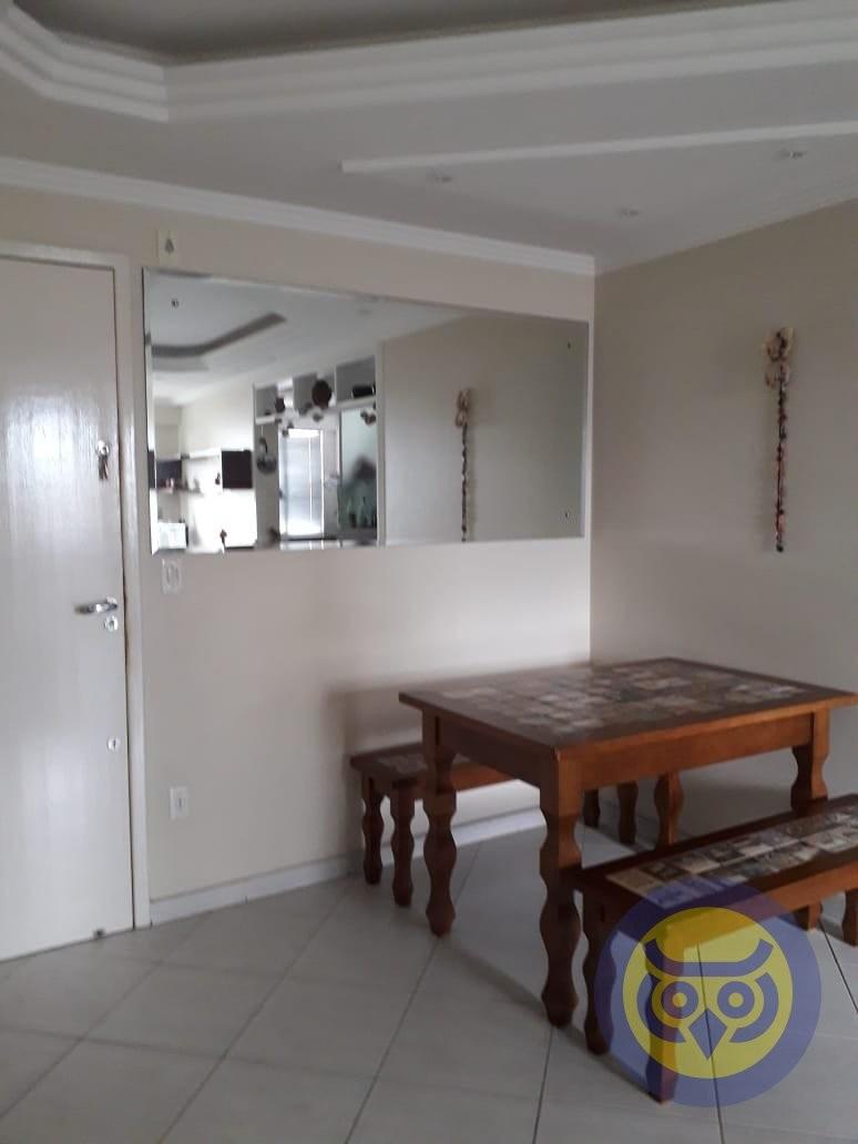 Apartamento 2 dormitórios perto da universidade de São José-sc