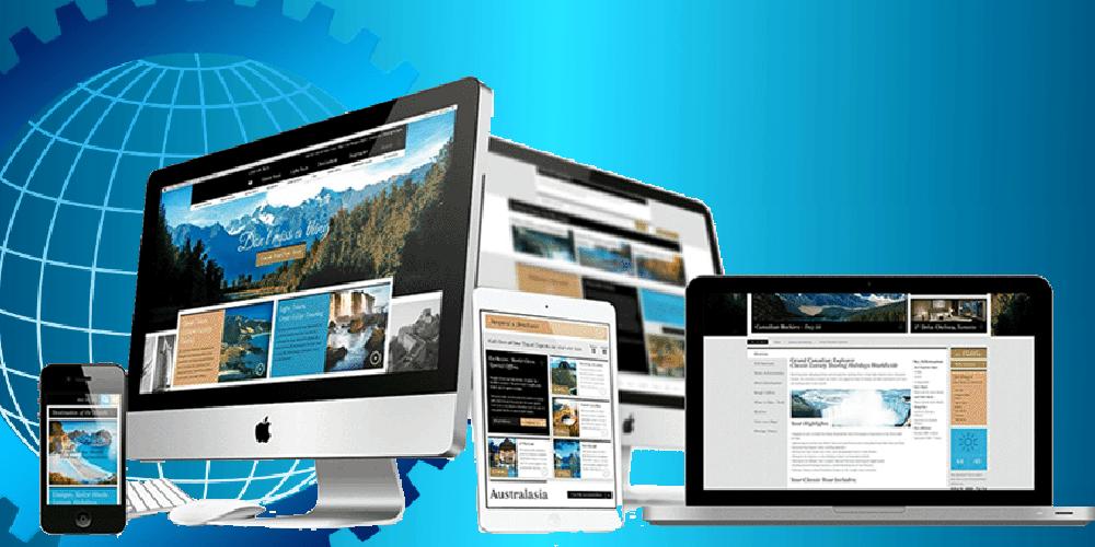 Criação de Website Personalizado