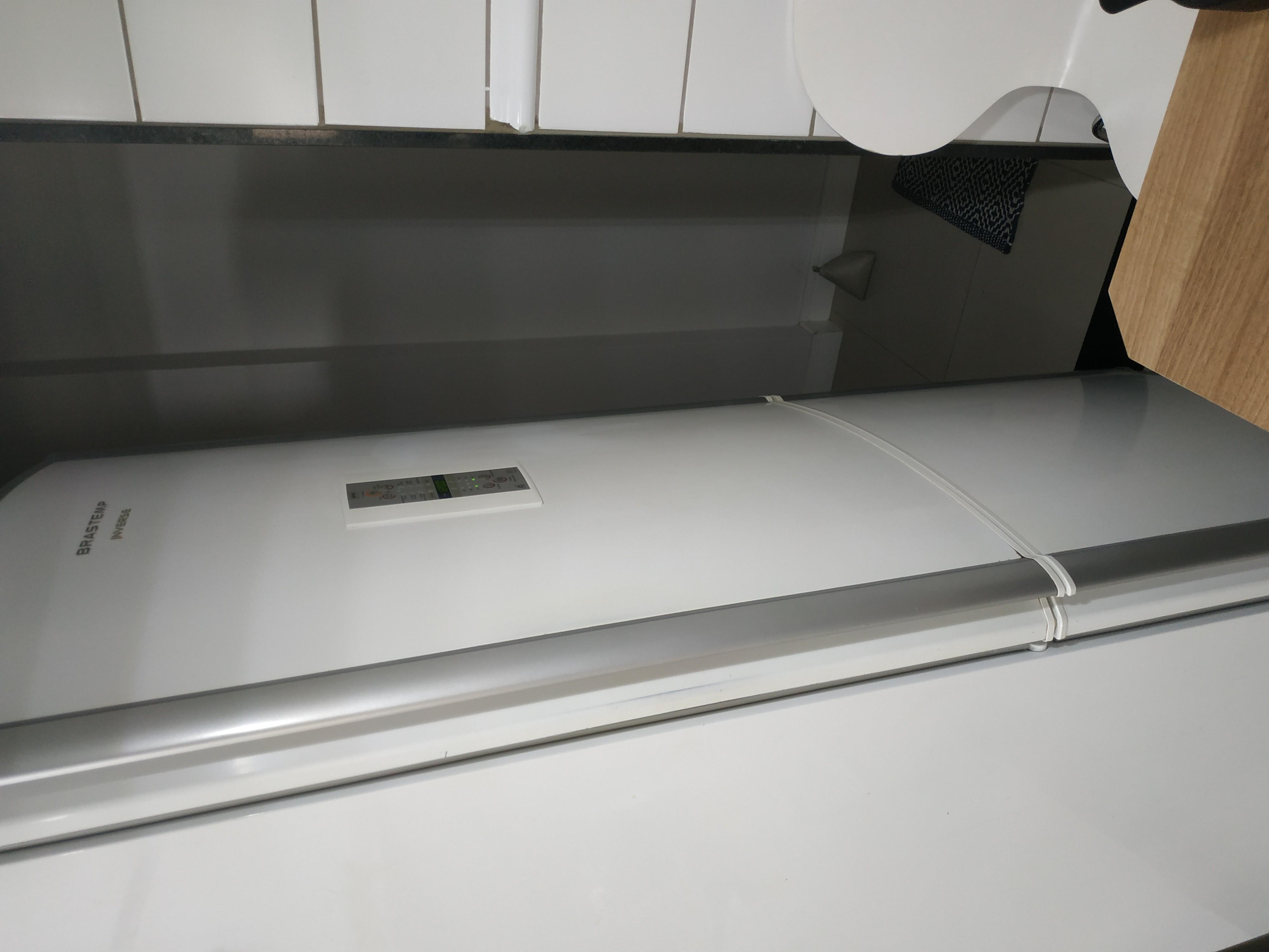 Refrigerador Geladeira Brastemp BRE49 Inverse 425lts branca
