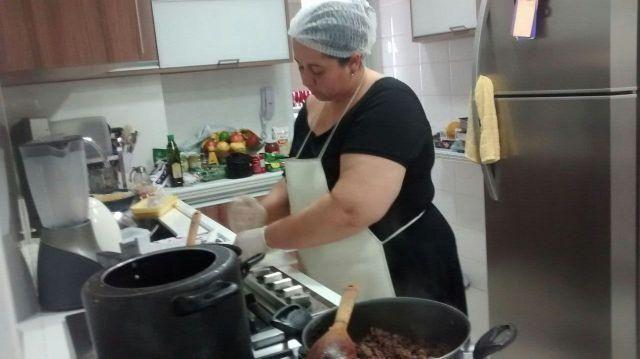 Promoção Cozinheira para congelados a domicílio