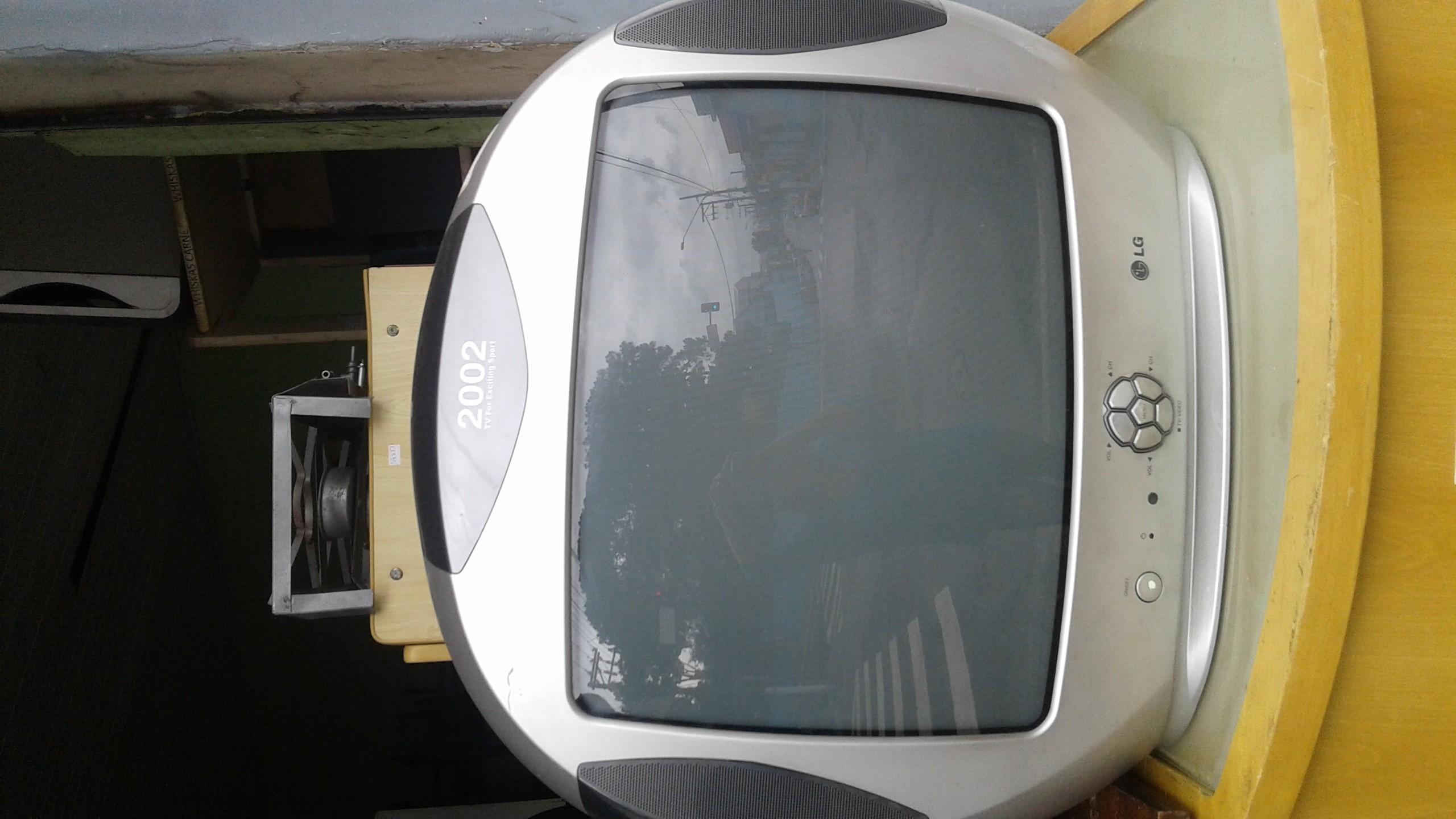 TV  LG TUBO
