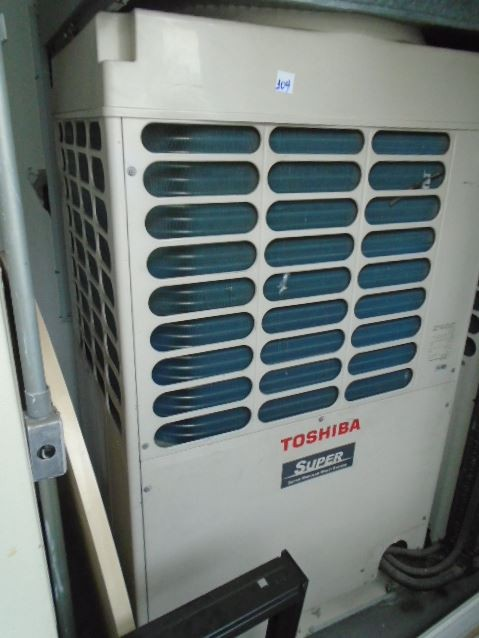 Condensadora Vrf Toshiba Mód. Mmy-map1201ht5 220v 33.5 Kw