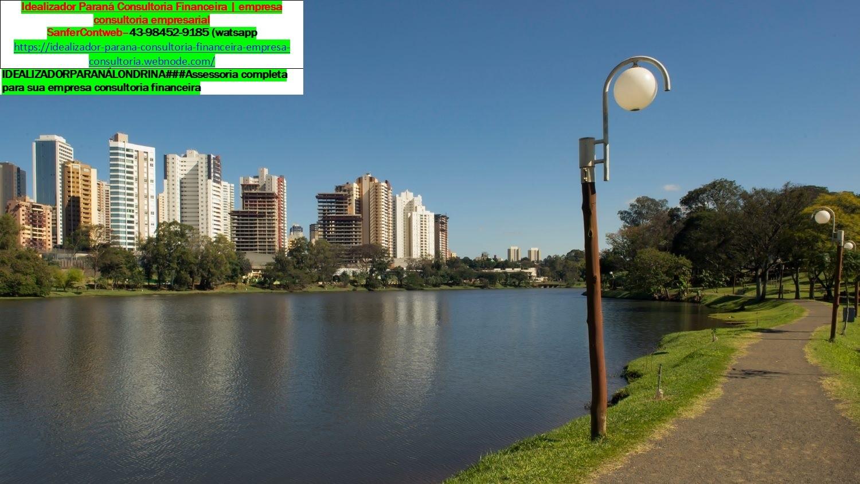 Idealizador Paraná Consultoria Financeira   empresa consultoria empresarial