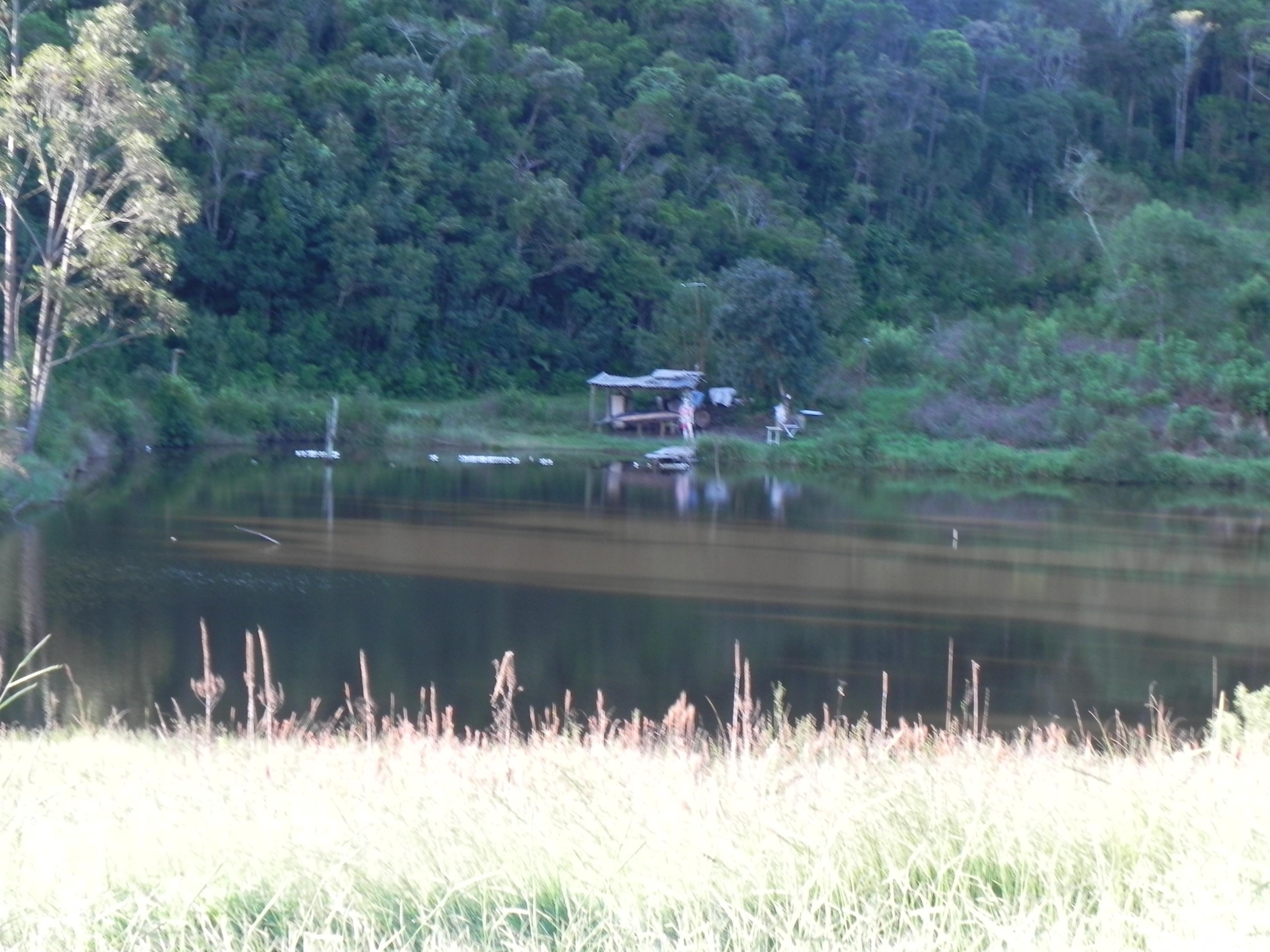 (K.A) 1.000m²com lago para moradores - otima topografia