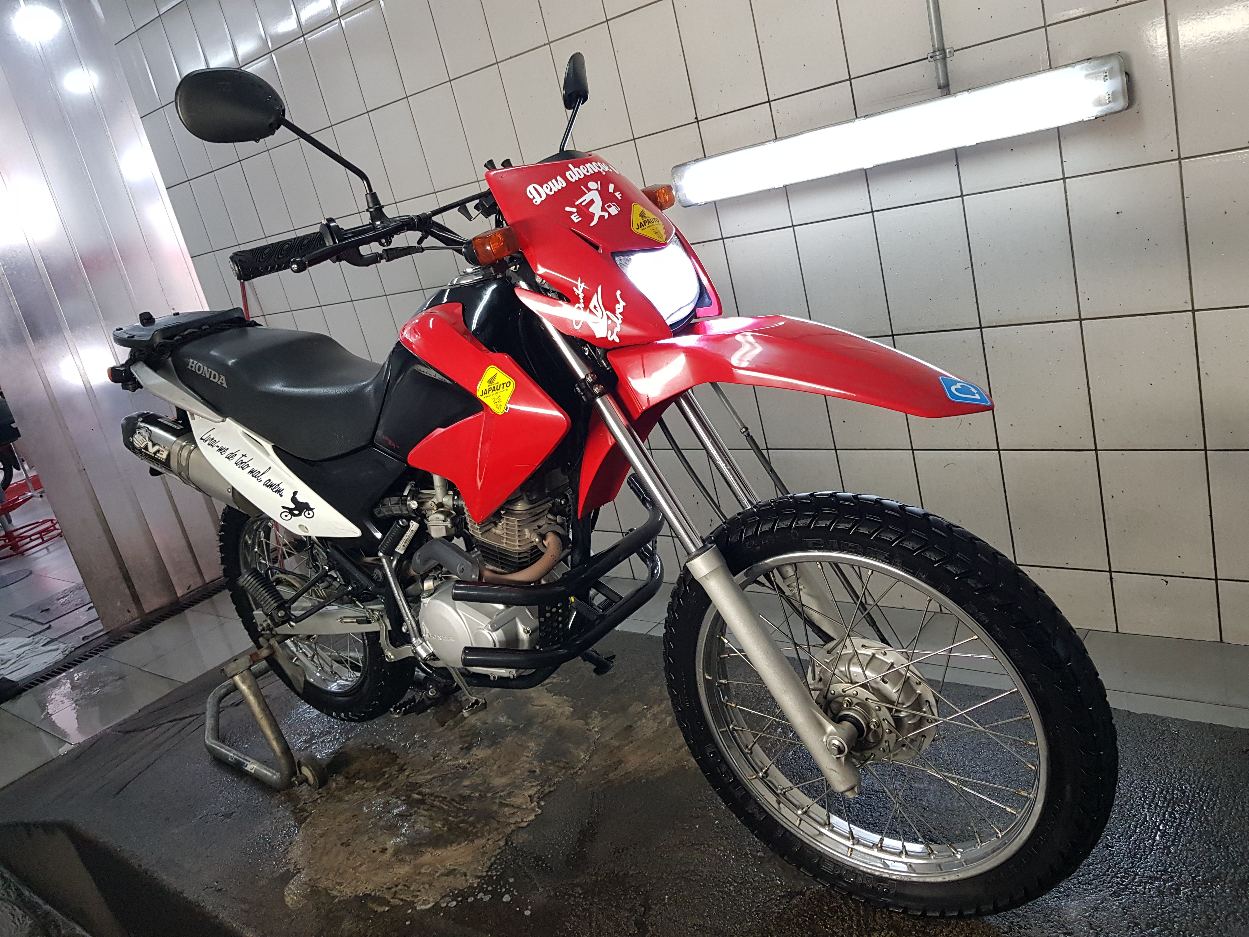 NXR BROS 125 KS