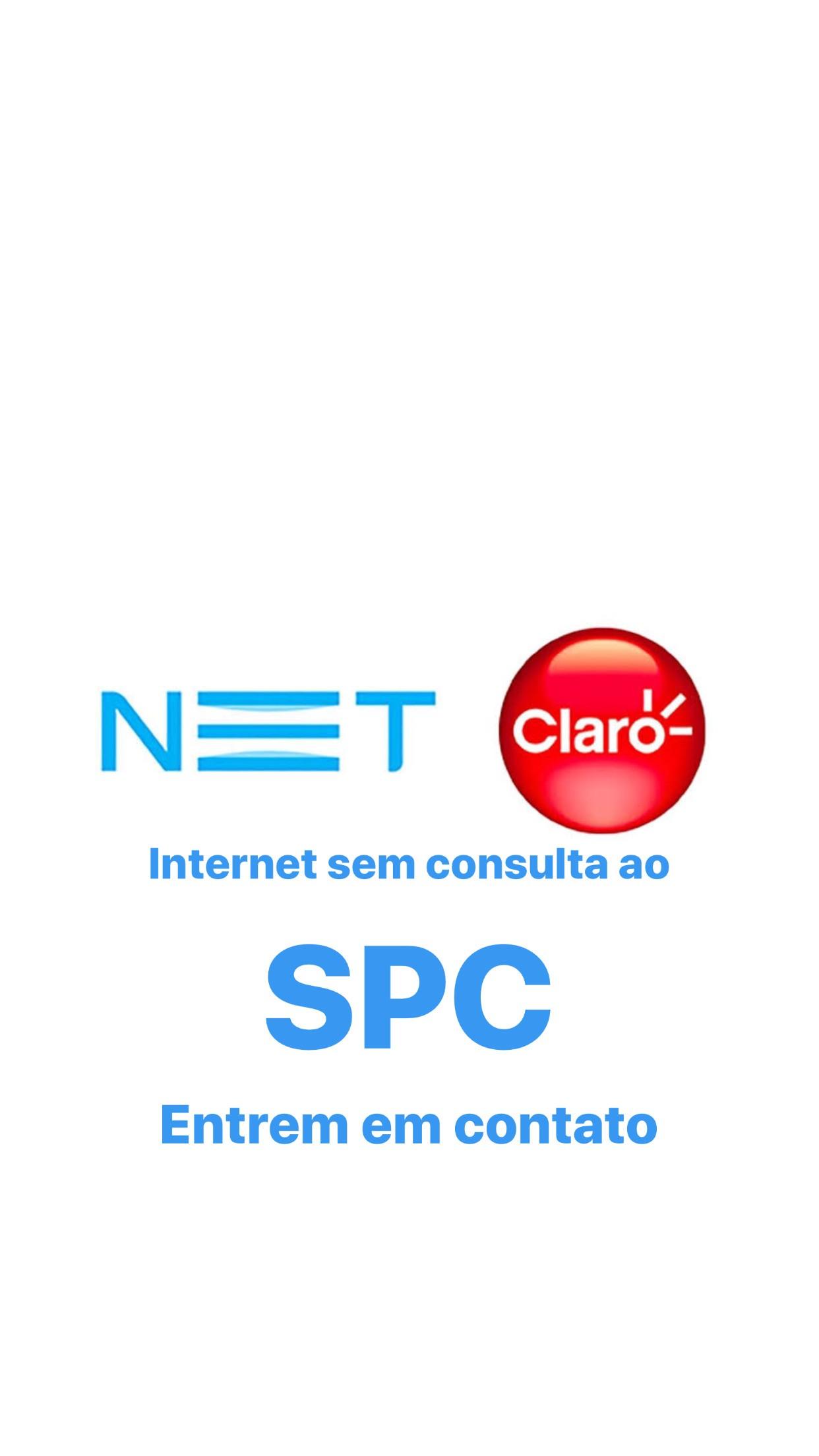 Internet sem consulta ao SPC
