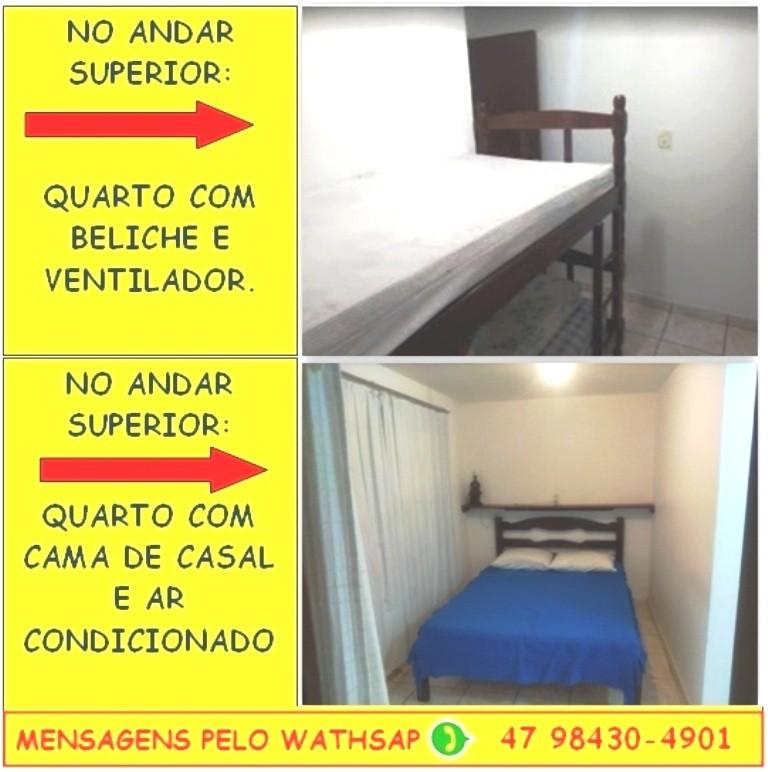 ALUGUEL ANUAL OU POR TEMPORADA NA PRAIA DE ITAGUAÇÚ EM SÃO FRANCISCO DO SUL (SC)