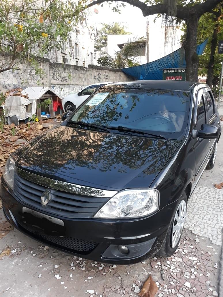 Renault Logan 1.6 completo