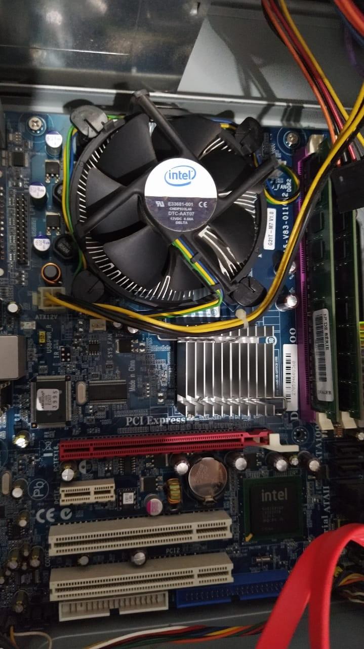 Manutenção de computadores em cascavel  - PR