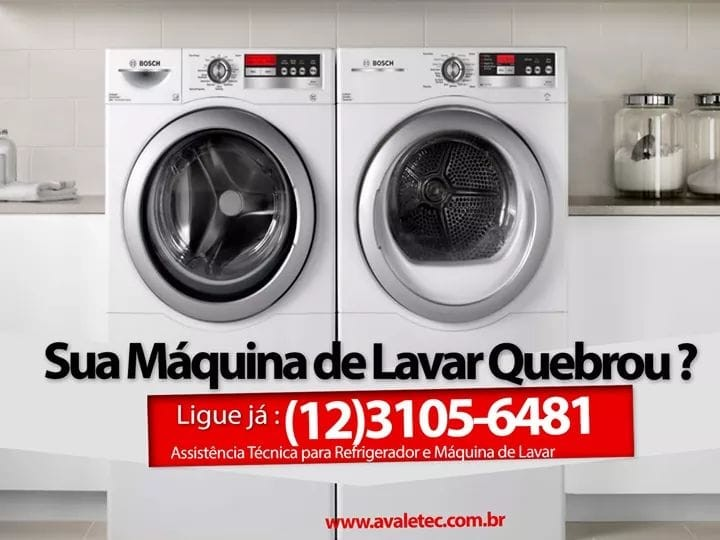 Conserto máquina de lavar roupa lava e seca