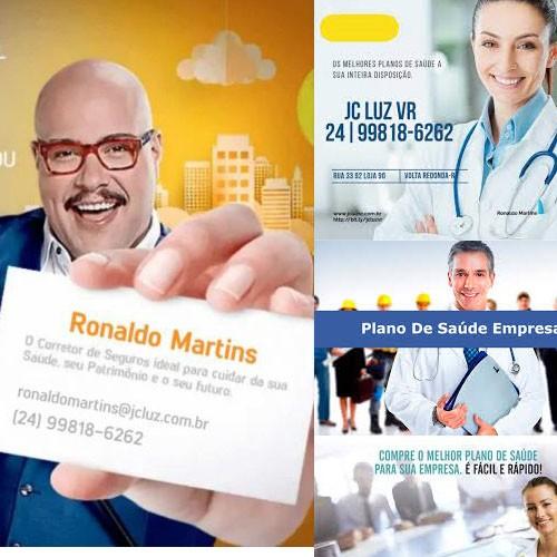 whatsapp de plano de saúde em VR 24|99818-6262