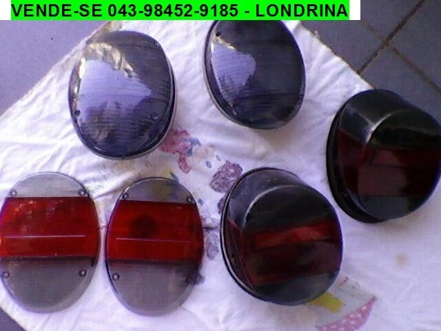 Londrina-Vende lanternas usados a venda 43-98452-9185