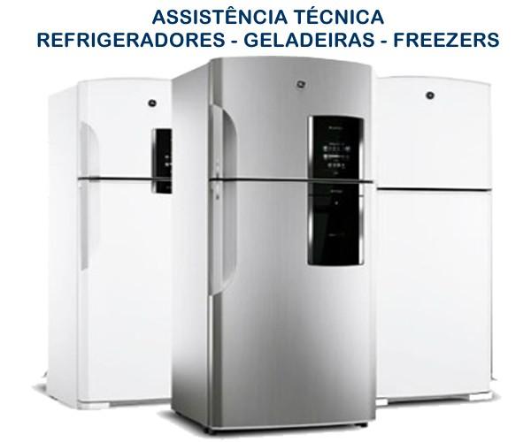 Assistencia tecnica geladeira freezer SJC