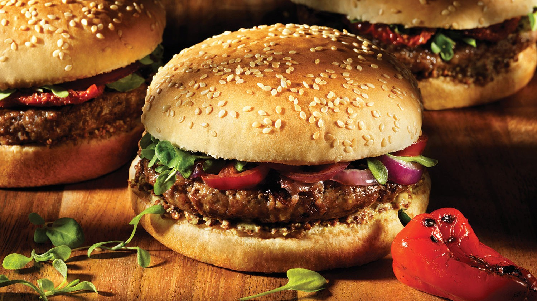 Hambúrgueres Artesanais - O melhor e mais suculento hambúrguer