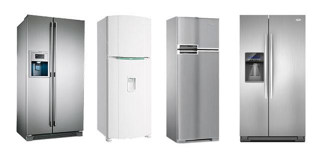 manutenção geladeira
