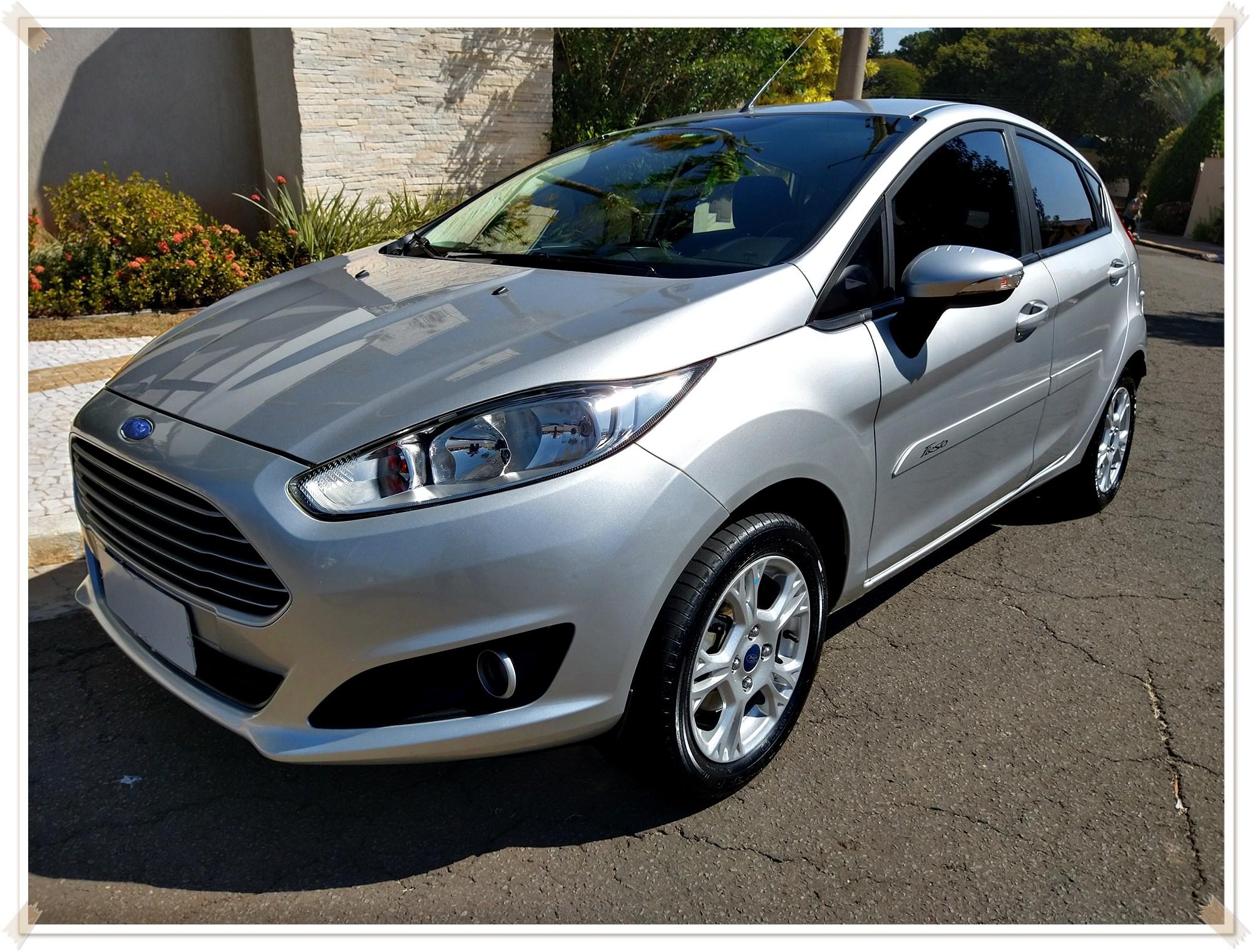 Ford New Fiesta SE 2014 Impecável R$31.000!