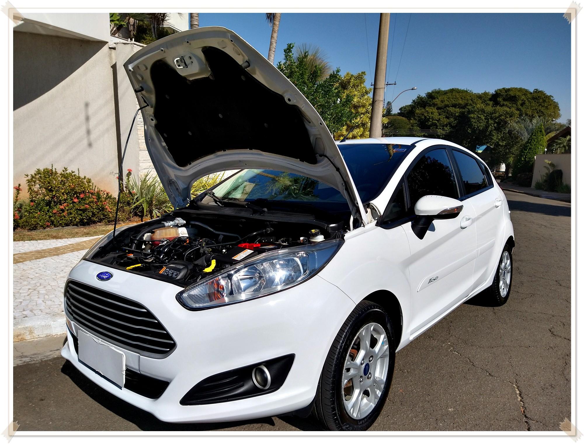 Ford New Fiesta SE 1.6 2015 Sinc. Microsoft!!!