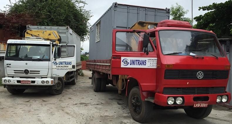 Locação e Venda de Container Marítimo REFRIGERADO
