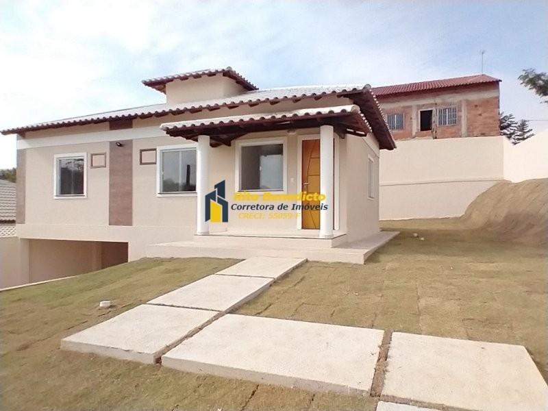 Linda Casa para venda em Maricá, Terreno 430m²
