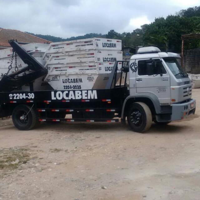Locabem Aluguel de Caçamba na Zona Norte SP