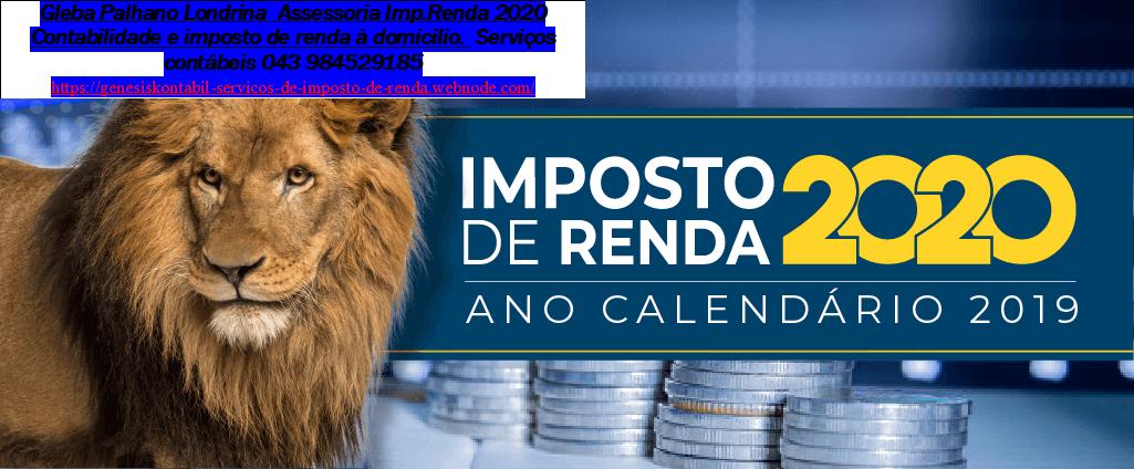 Livro Caixa, Carnê Leão,  Profissional Autonomo