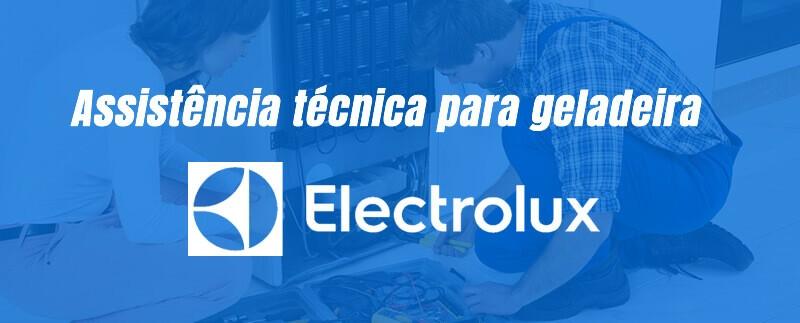 Conserto Geladeira Electrolux São José dos Campos
