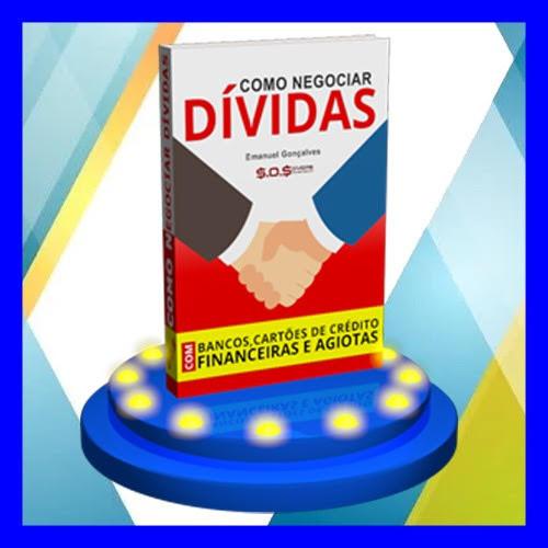 Livro Digital - Como Negociar Dívidas