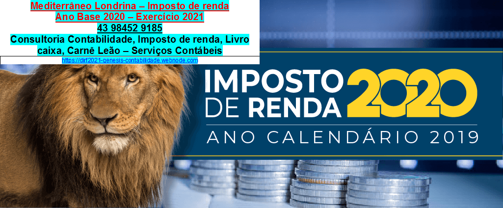 Avenida Salgado Filho-Jd California  - IRPF2021
