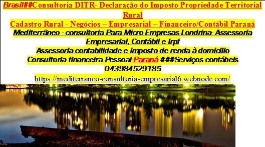 Londrina - Contabilidade   Imposto de renda  - av João Wyclif