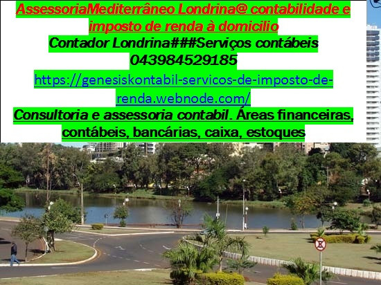 Contabilidade | Imposto de renda| auditoria  – Warta –Distrito Londrina Pr