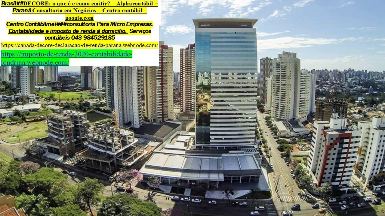 Zona Norte Contabilidade e assessoria empresarial em Londrina PR